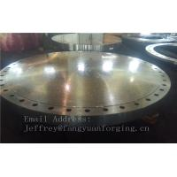 Quality ASME Or Non - standard F316L F304 High Pressure Stainless Steel Flange Blind Plate wholesale