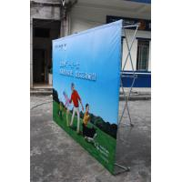 China straight shape pop up wall displays,exhibition displays with printing on sale