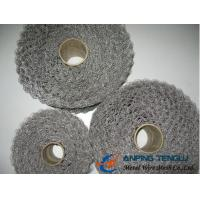 Cheap 60-180 Model Knittted Wire Mesh With 0.20mm, 0.23mm, 0.25mm, 0.28mm Wire for sale