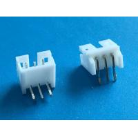 Quality Pcb Socket Connector Through Hole 3 Pin Right Angle Connector Shrouded Header Type wholesale