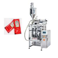 China Paste filling machine low cost pouch packing machine on sale