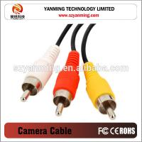China USB to Stereo 3RCA av Cable on sale