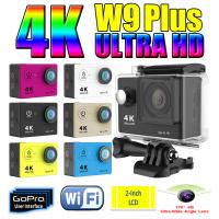 Quality Original Video camera wholesale sport camera Waterproof Full HD 1080P H9 plus Action Cam wholesale
