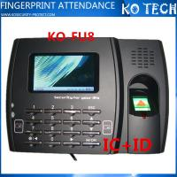 Quality KO-FU8 ID & IC Two Cards Reading Fingerprint Time Attendance wholesale