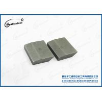 China Saw Tipped Tungsten Carbide Blade Tools For Metal Cutting Wear Resistance on sale