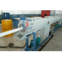 Quality PERT Plastic Pipe Production Line / Machinery For Coal Gas , Dry Gas wholesale