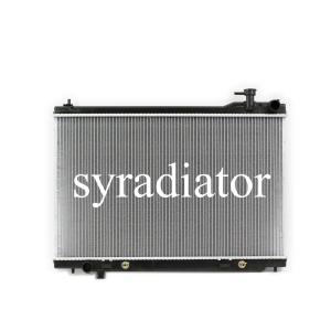 China Good Quality Aluminum & Plastic Radiator for Nissan Infiniti Fx35 V6 on sale