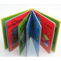 Quality Professional Children Book Publishers In China,Baby Book For Color Learning wholesale