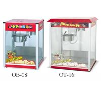 Quality Electric Commercial Popcorn Maker Machine 8 Or 16 Ounce Popcorn Warmer Machine wholesale