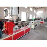 Quality Computer Control Plastic Pipe Extrusion Machine Twin Screw Pvc Tube Making wholesale