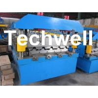 Quality Metal IBR Roofing Sheet Cold Roll Forming Machine wholesale