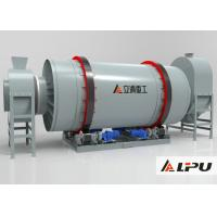 Buy cheap Three Cylinder Industrial Drying Equipment For Quartz Powder , Sand Dryer product