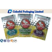 Quality Heat sealing laminated Potato Chips Packaging Pouch with Aluminum lined wholesale