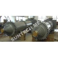 China 316L and Carbon Steel Clad Wiped  Film Evaporator for Rubber Industry on sale