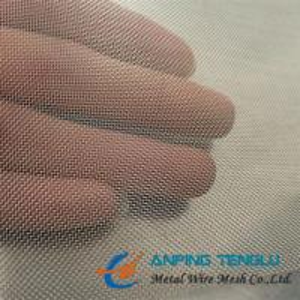 Quality Monel Wire Mesh, Monel400 Grade, 100mesh, 0.10mm, Wire 1.0m Wide. wholesale