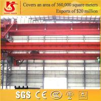 Quality Electric driven double girder electric overhead crane manufacturer wholesale