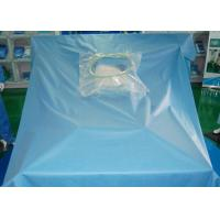 Cheap Hospital Sterile Surgical Drapes Cesarean Delivery Fenestration With Surgical for sale