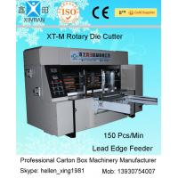 China Automated Carton Packing Machine For Die Cutting And Molding , Paper Stacker Machine on sale
