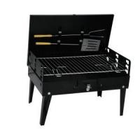 China Foldable BBQ Grill, Made of Iron (BY-1016) on sale