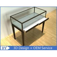Quality Modern Glass Jewellery Shop Counter With Locks / Showroom Display Cabinets wholesale
