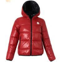 China Custom Logo Womens Padded Puffer Jacket , Women Ultra Light Down Hooded Coat on sale