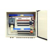 Quality 60MW IP65 Solar Combiner Box Lightning Protection , Photovoltaic Confluence Box wholesale