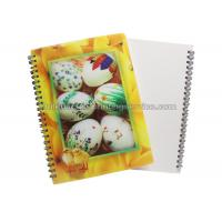 Quality PET / PP Jotter 3D Lenticular Notebook A5/A6 Size UV  Printing for School wholesale