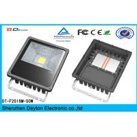 Quality Bridgelux COB Industrial Led Flood Lights 50W in Natural white / Cold white wholesale