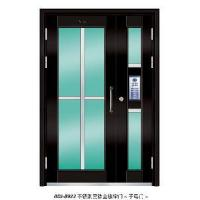 Quality Galvanized Steel Glass Door (BDJ-8923) wholesale