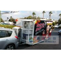 Quality Mini Mobile 5D Cinema With Air Condition For Outdoor wholesale