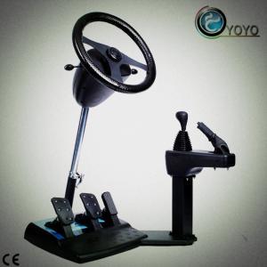 China Abs Guangzhou Simulator Learn Driving Machine on sale