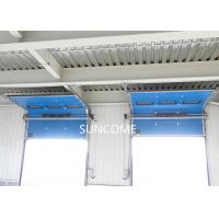 Quality 0.2-0.5m/s Opening Speed Industrial Sectional Doors Sandwich Construction Steel wholesale