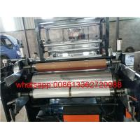 Quality 1500mm Automatic Roll PE Stretch Film Manufacturing Machine Co Extruder Machine wholesale