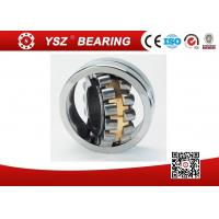 Quality Chrome Steel Spherical Roller Bearing 60mm Bore With P0 / P6 / P5 Precision wholesale