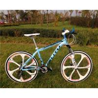 Quality Godd quality OEM special 6 spoke one wheel Shimano 21 speed light 6061 aluminium mountain bicycle for travel wholesale