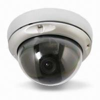 Quality Dome Camera with Vandal-resistant Housing, Supports 32 Preset Points wholesale