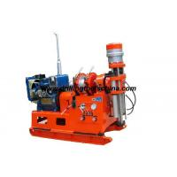 China Light Geological Core Exploration Drill Rigs With Mechanical Transmission on sale