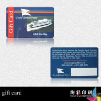 China 0.4 - 0.76mm Blank Printed Plastic Cards Offset Printing With Bar code on sale