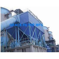 Quality High Performance Asphalt Mixing Industrial Pulse Jet Dust Collector Bag Filter wholesale