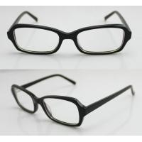 Cheap Classic Lightweight Acetate Mens Eyeglasses Frames for Promotion 50-16-135mm for sale