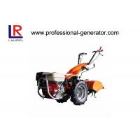 Buy cheap 13HP Electric Start Two Wheel Tractor Gear Drive Tiller Cultivator from wholesalers