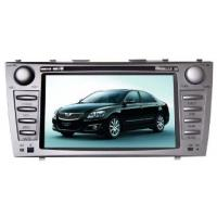 Quality Toyota 7'' Camry Car GPS Navigation System , Bluetooth Car GPS Devices wholesale