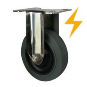 Quality Rigid Antistatic casters wheels wholesale