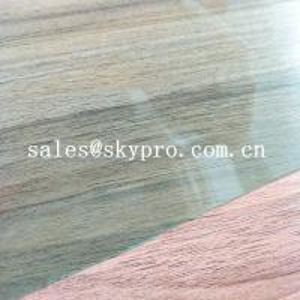 China Colorful PVC Flexible Plastic Sheet , Rigid PVC Sheet Material Transparent Plastic PVC Binding Cover on sale
