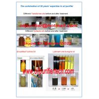 Upward enclosed type vacuum transformer oil purifier machine,Insulation Oil Filtration Plant with double oil pumps
