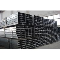 China BS1387 Q215 Q235 Rectangular Galvanized Steel Tube / FBE Pipe With 3 PE Q215 on sale