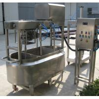 Quality 1000L/1500LSUS304 industrial cheese making machine with heating, cooling jacket and agitator for white cheese 500g size wholesale