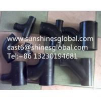 China ASTM A888 Cast Iron Hubless Fitings/BS EN877 Cast Iron Pipe Fittings on sale