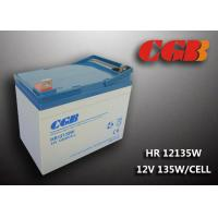 Quality Lightweight 12v 33ah Charging Ups Battery , Vrla Lead Acid Battery Non Spillable wholesale