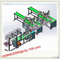 China Automatic  mask production  line   ,disposable surgical & N95 masks machine Line to worldwide on sale